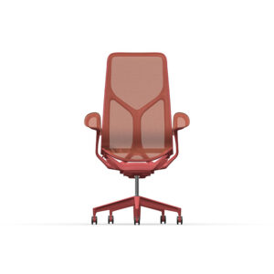 Herman Miller Cosm - Dipped Canyon - High - Leaf arms