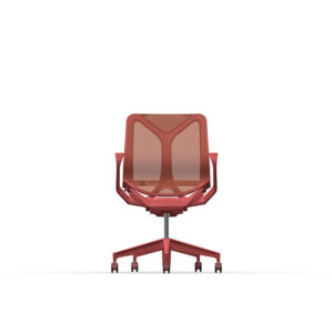 Herman Miller Cosm - Dipped Canyon - Low - Non-adjustable arms