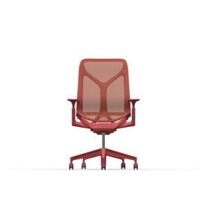 Herman Miller Cosm - Dipped Canyon - Mid - Adjustable arms