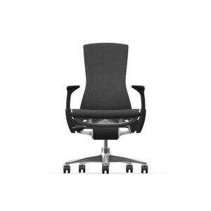 Herman Miller Embody - Luxury - Graphite - Sync Black