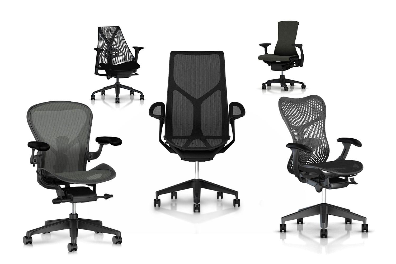 Awe Inspiring Herman Miller Bureaustoel De Herman Miller Specialist Pabps2019 Chair Design Images Pabps2019Com